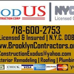 Exodus Construction - 13 Photos - Contractors - 2727 Cropsey