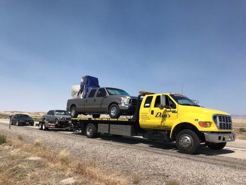 Dans Towing: 516 Fruitvale Ct, Grand Junction, CO