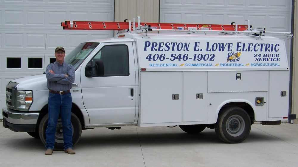 Preston E. Lowe Electric: Bigfork, MT