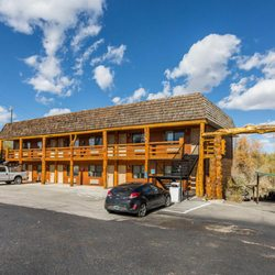 Photo Of Rodeway Inn Ghorn Lodge Lander Wy United States