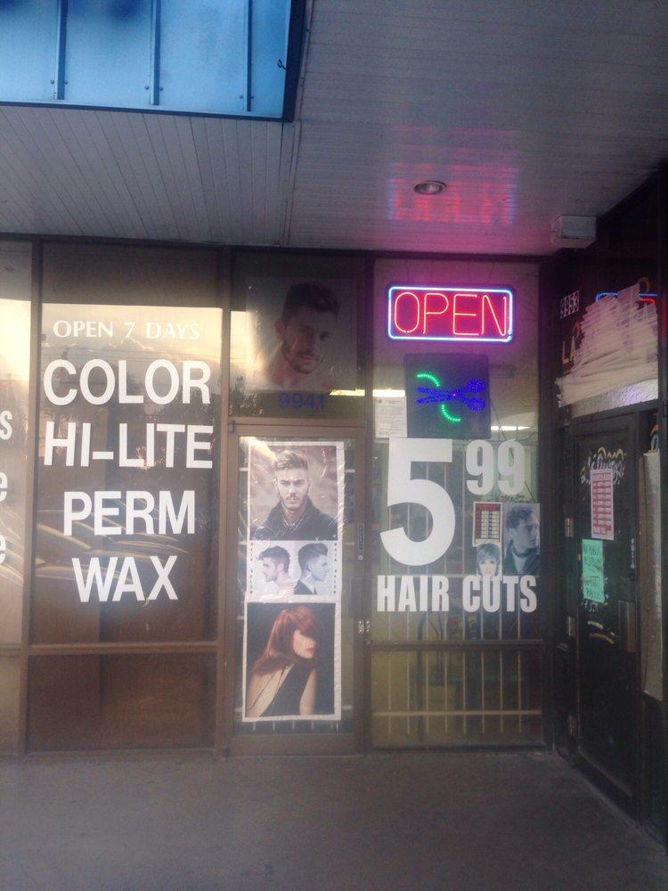 3.99 Hair Cuts