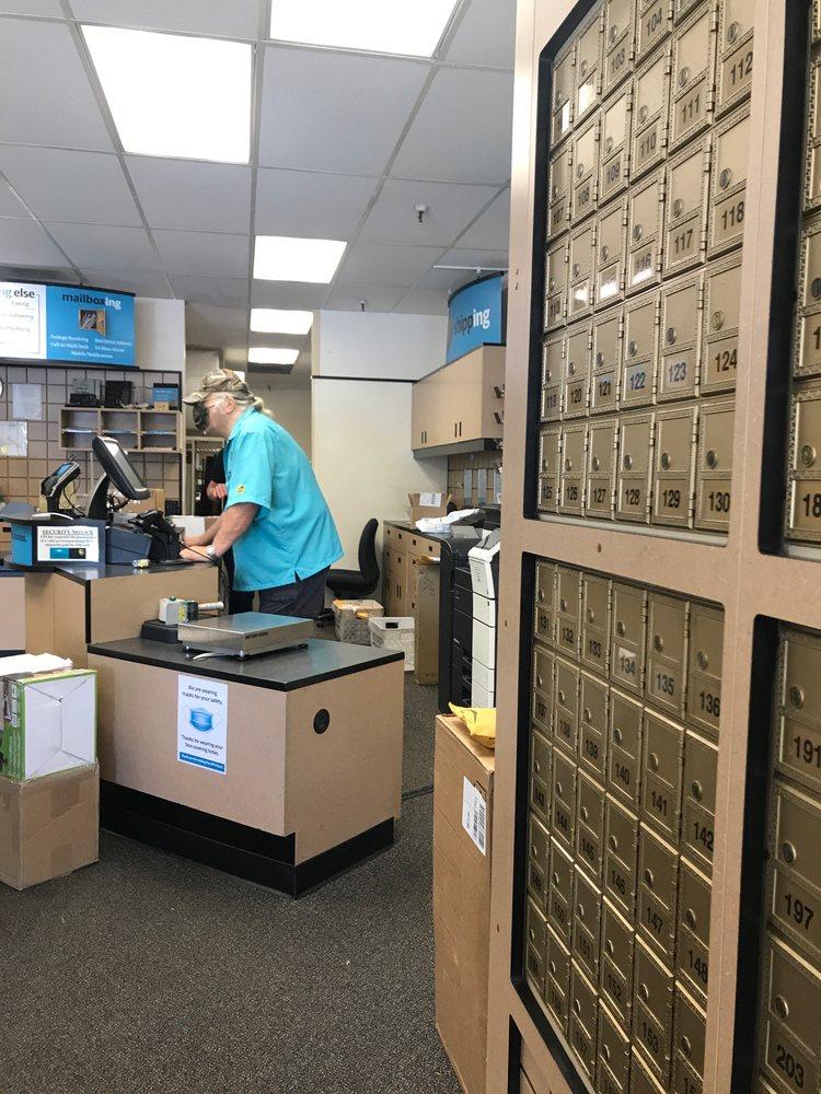 The UPS Store: 3755 Avocado Blvd, La Mesa, CA