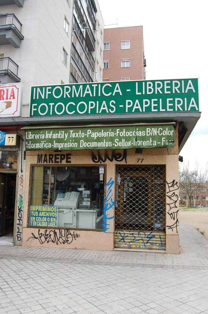 Marepe librer as avenida del doctor federico rubio y gal 77 ciudad universitaria madrid - Libreria universitaria madrid ...