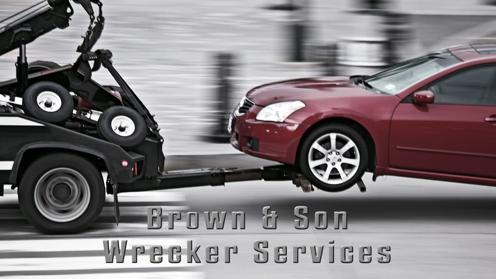 Brown & Sons Towing and Recovery: 101 South Kickapoo, Shawnee, OK