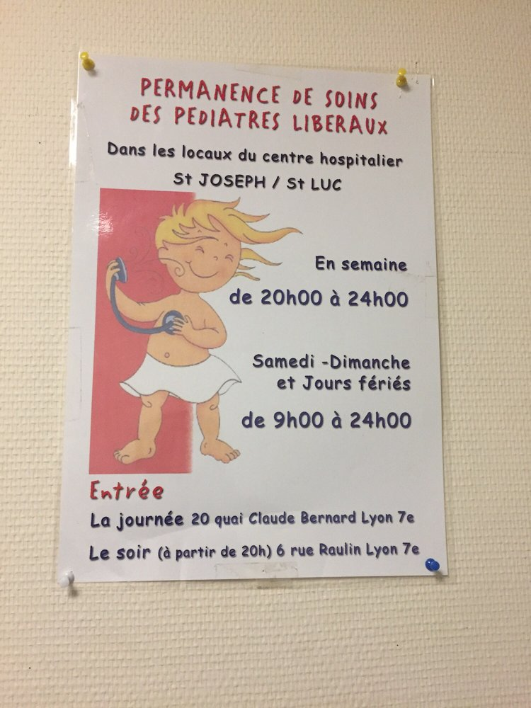 Centre hospitalier saint joseph saint luc 15 avalia es - Centre claude bernard guilherand granges ...