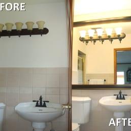 Mirrors Miami Photos Glass Mirrors SW Th St - Bathroom mirrors miami