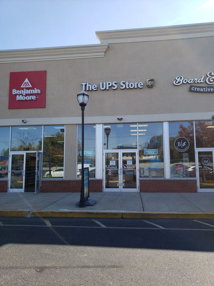 The UPS Store: 3570 Route 27, Kendall Park, NJ