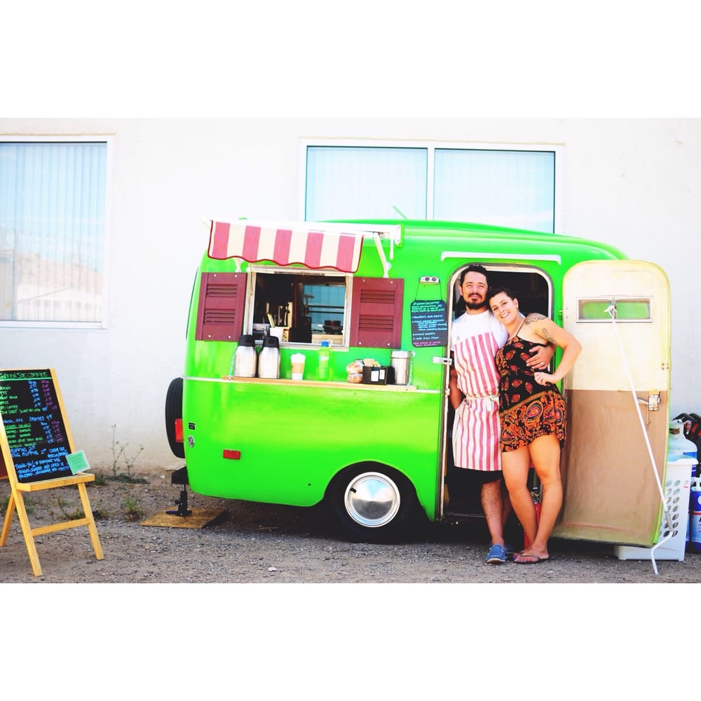 Green Joe Coffee Truck: 910 University SE, Albuquerque, NM