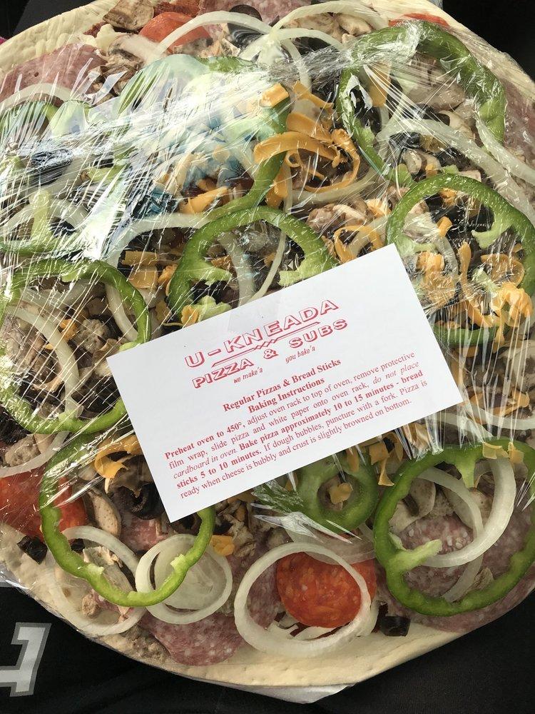 U-Kneada Burrito & Pizza: 20871 Longeway Rd, Sonora, CA