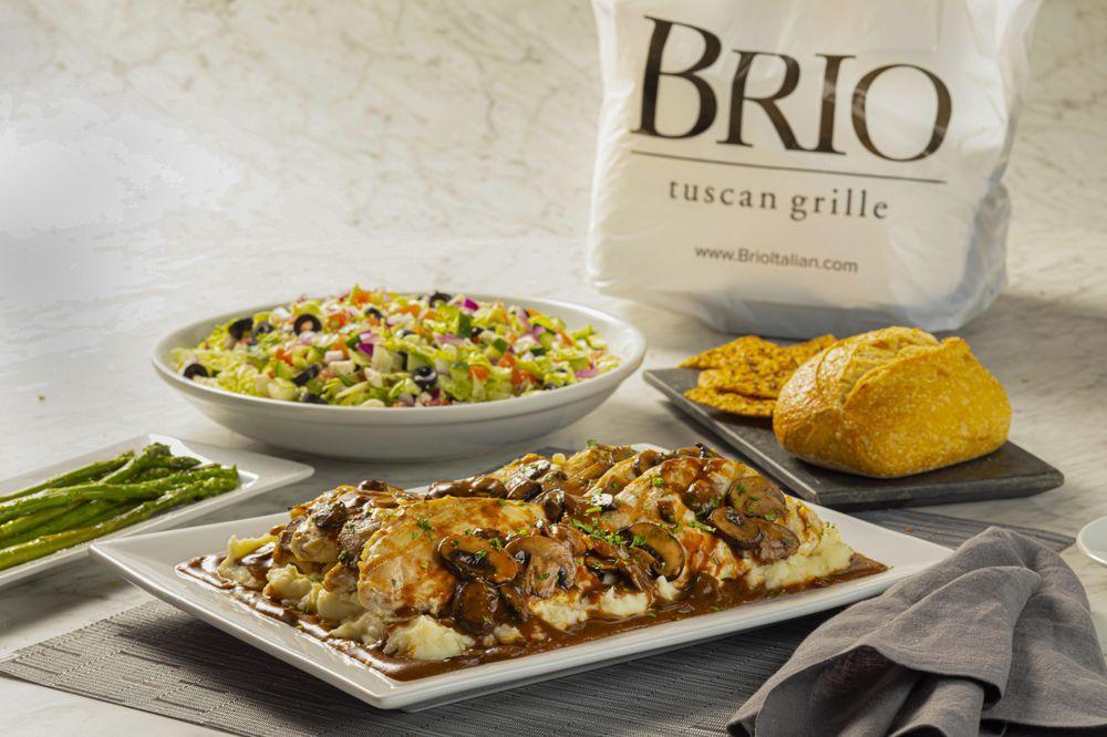 Brio Italian Grille: 777 Casino Dr, Asheville, NC