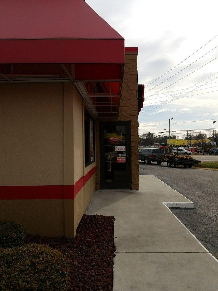 Hardee's: 6474 Deans St, Bailey, NC