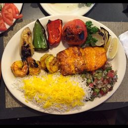 Foto su jasmine mediterranean persian cuisine yelp for Aria persian cuisine