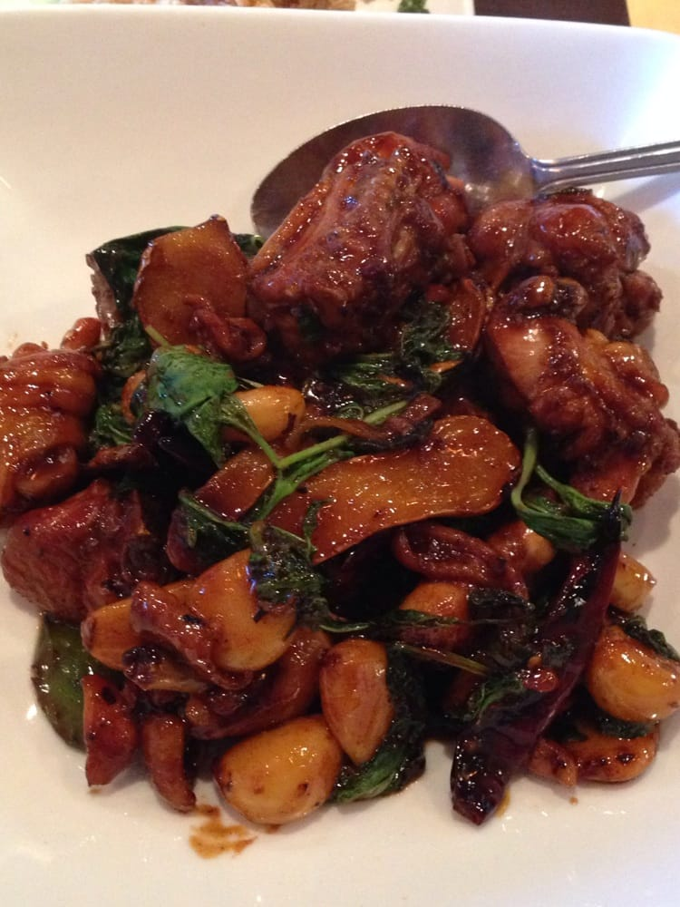 Spicy chicken basil yelp for 101 taiwanese cuisine flushing