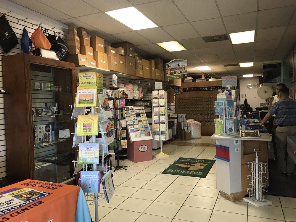 Box & Send Business Center: 2903 W New Haven Ave, West Melbourne, FL