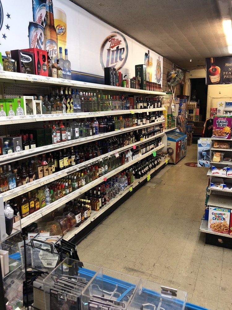 Al's Liquors: 479 Grand Ave, South San Francisco, CA