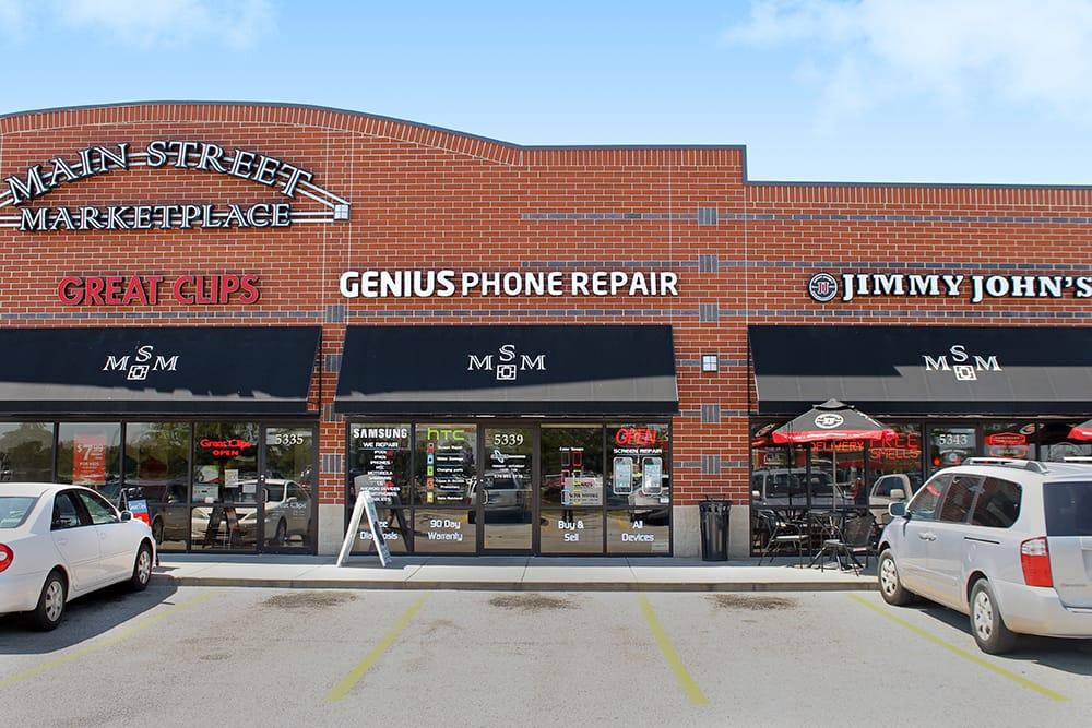 Genius Phone Repair: 5339 N Main St, Mishawaka, IN