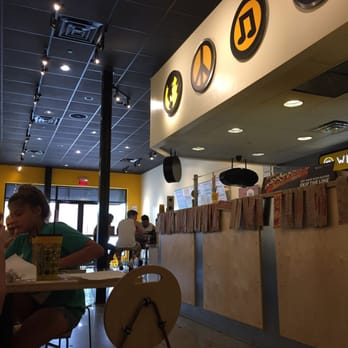 Photo Of Which Wich Superior Sandwiches Peachtree City Ga United States