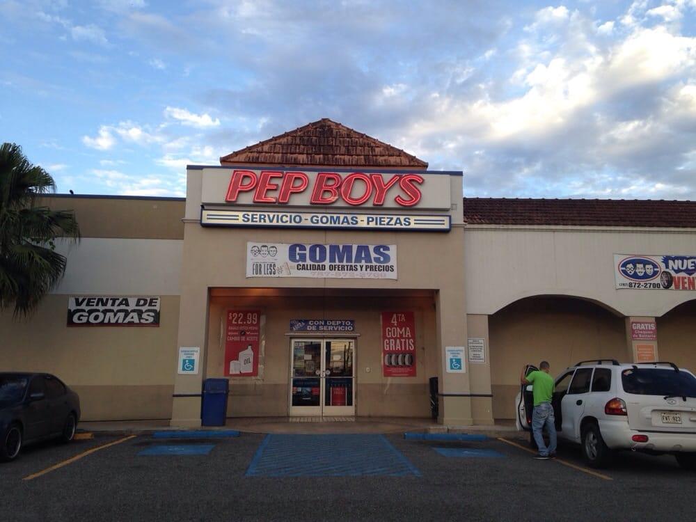 Pep Boys: Plaza Isabela, Isabela, PR