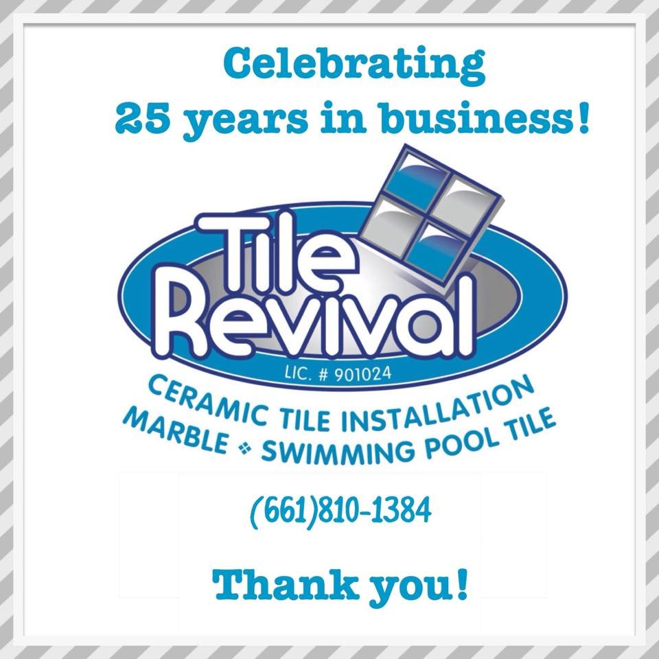Tile Revival - 61 Photos - Flooring - Lancaster, CA - Phone Number ...