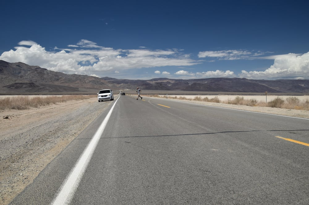 Panamint Valley: Inyo County, CA