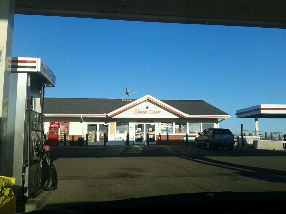Kwik Trip: 1010 Main St, Baldwin, WI