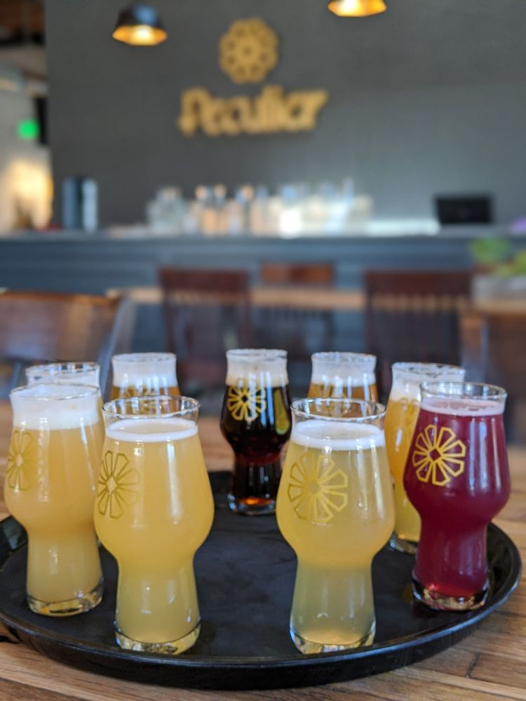 Peculier Ales: 301 Main St, Windsor, CO