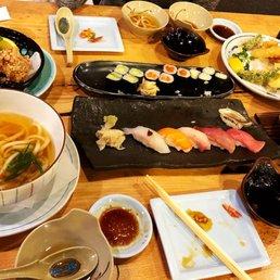 ff64b83ae Photo of I Love Sushi - Bellevue, WA, United States. Family Set