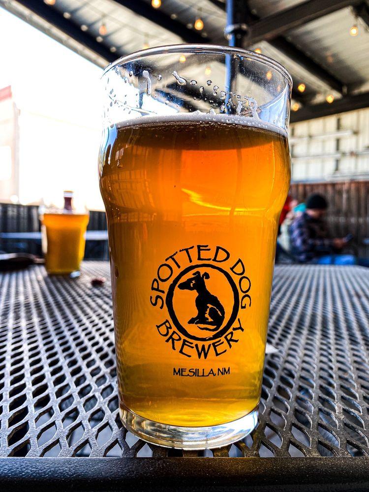 Spotted Dog Brewery: 2920 Avenida De Mesilla, Mesilla, NM