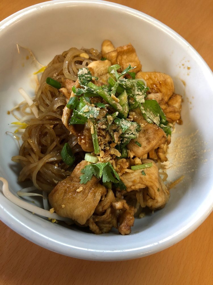 The Thai Noodle: 1126 Laramie St, Manhattan, KS