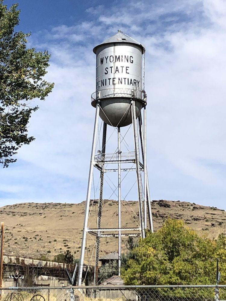Wyoming State Penitentiary: 500 W Walnut, Rawlins, WY