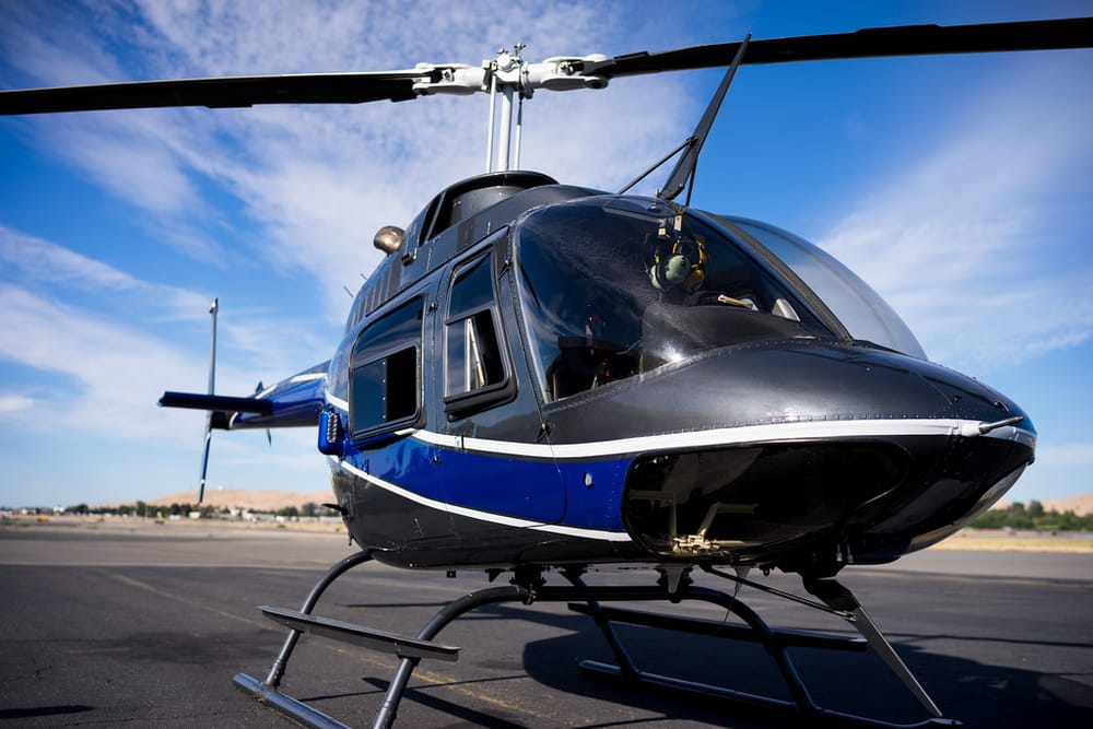 Golden Gate Helicopters: 500 Sally Ride Dr, Concord, CA