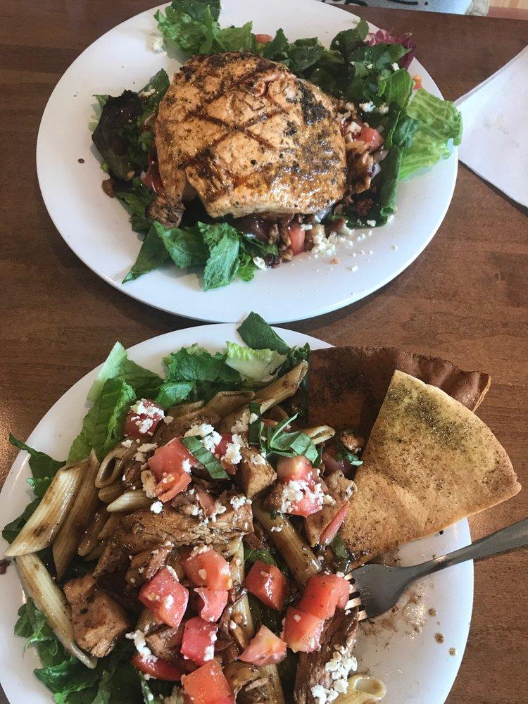 Taziki's Mediterranean Cafe: 206 Indian Lake Blvd, Hendersonville, TN