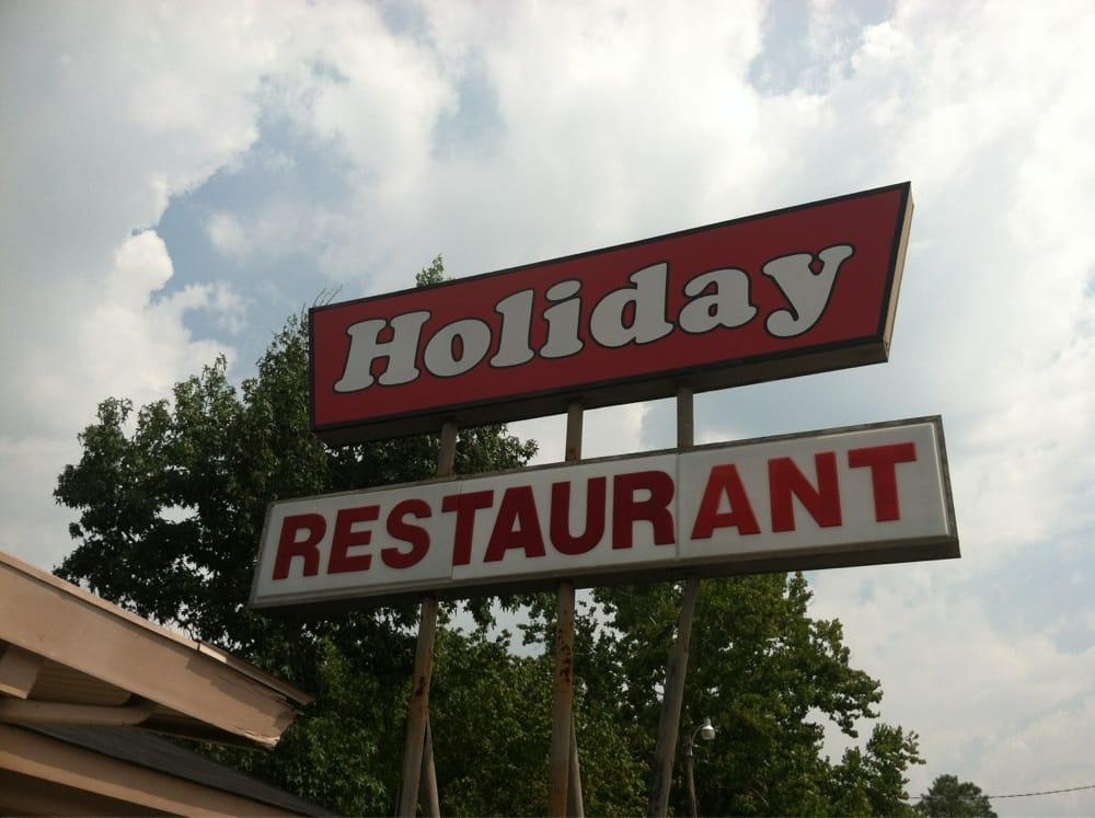 Holiday Restaurant: 414 S Hancock St, Rockingham, NC