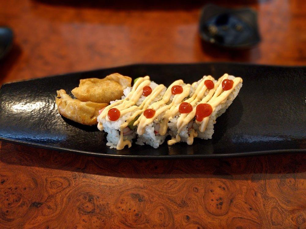 Sushi Exchange: 44847 Sterling Hwy, Soldotna, AK
