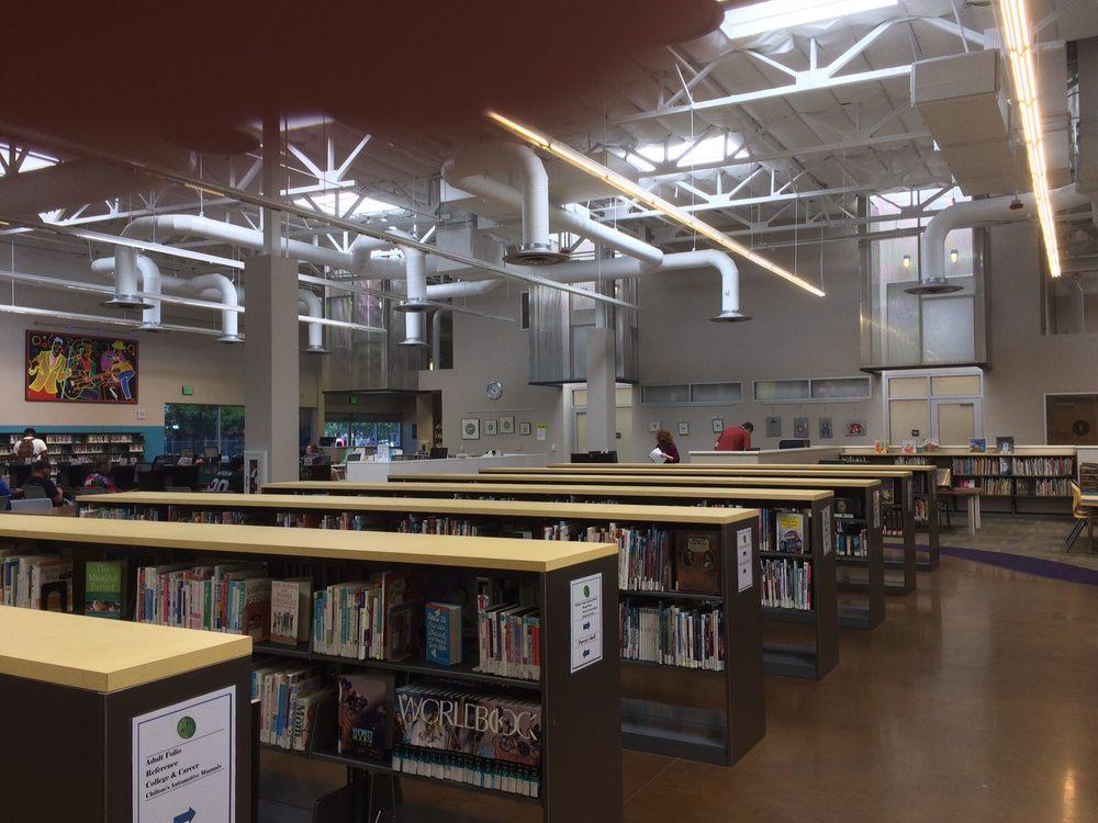 Betty Rodriguez Regional Library