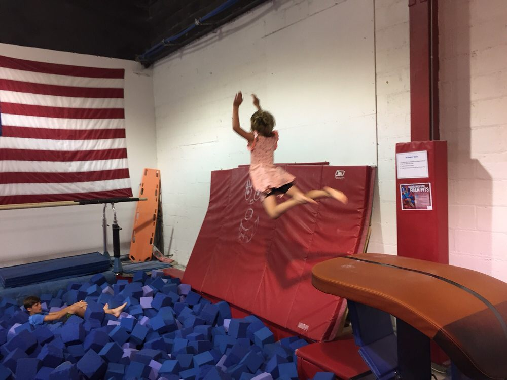 Social Spots from Giant Gymnastics