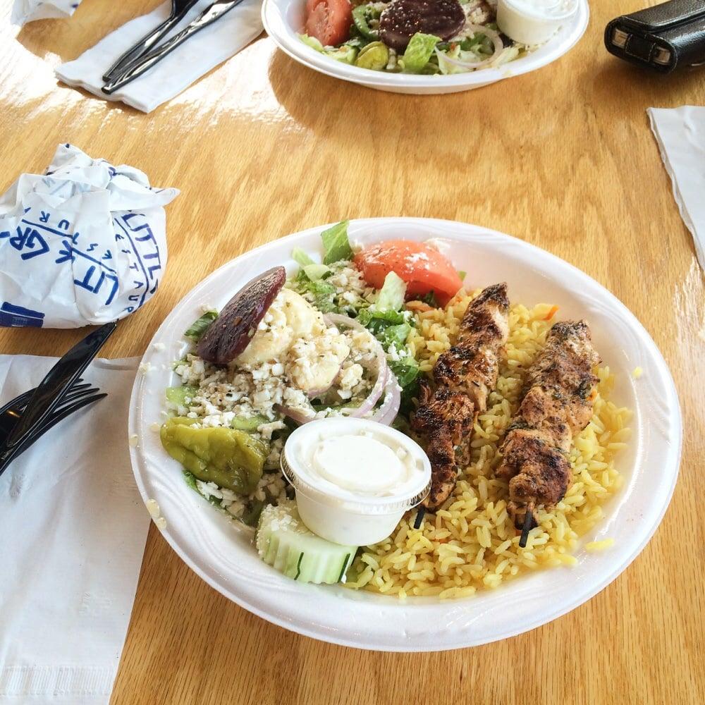 Little Greek Fresh Grill: 3700 Ulmerton Rd, Clearwater, FL