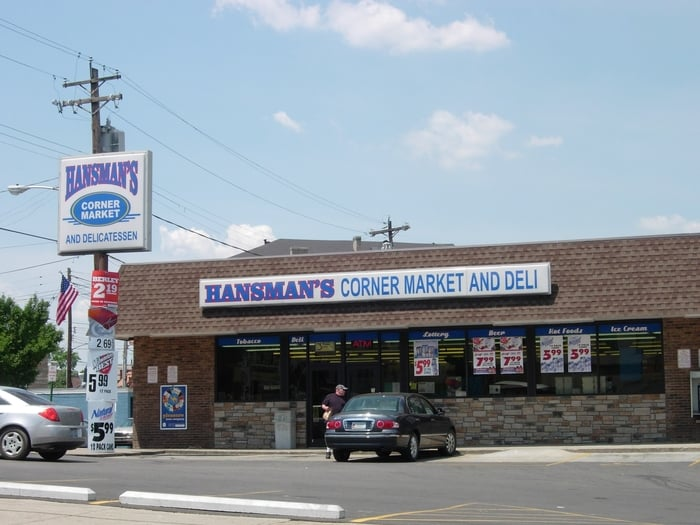 Hansman's Corner Market & Delicatessen: 727 6th Ave, Dayton, KY