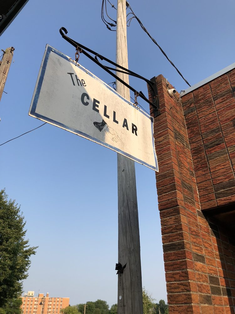 The Cellar: 101 W Monroe St, Carbondale, IL