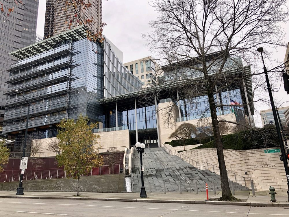 Image of Seattle City Hall