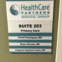Healthcare Partners Medical Group Medical Centers 3144