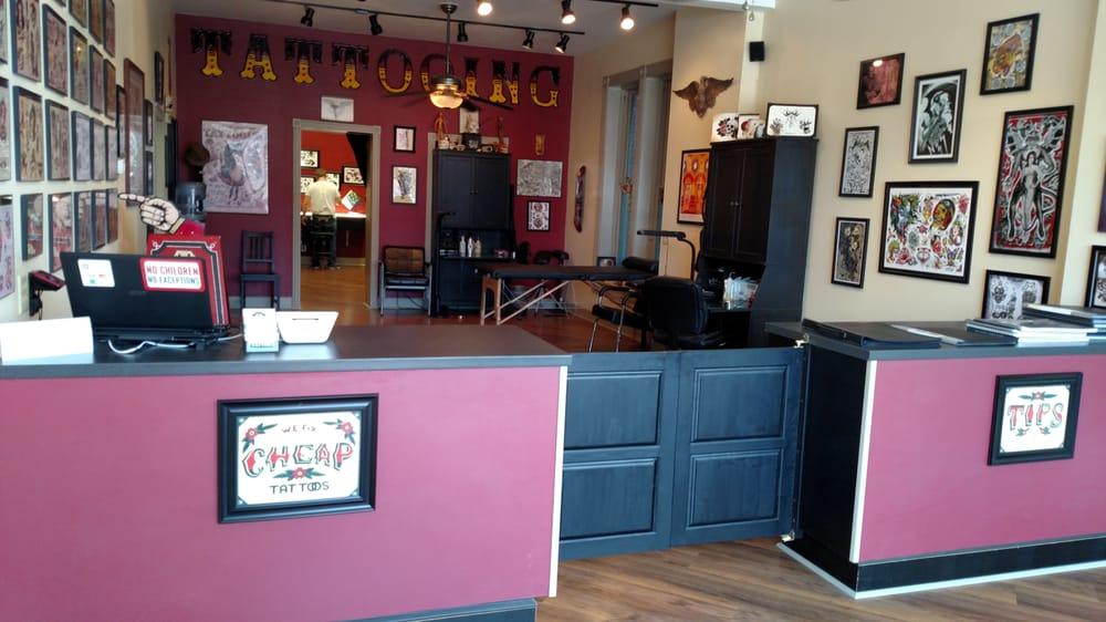 Modern Vintage Tattoo: 104 Carlisle St, Gettysburg, PA