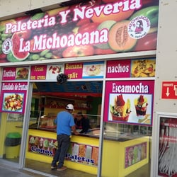 La Michoacana Ice Cream Frozen Yogurt Plaza Oasis Real De San
