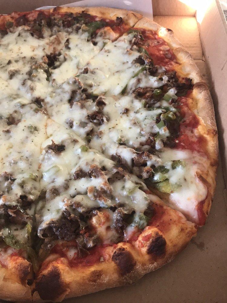 Food from Pino's Pizza & Italian Restaurant