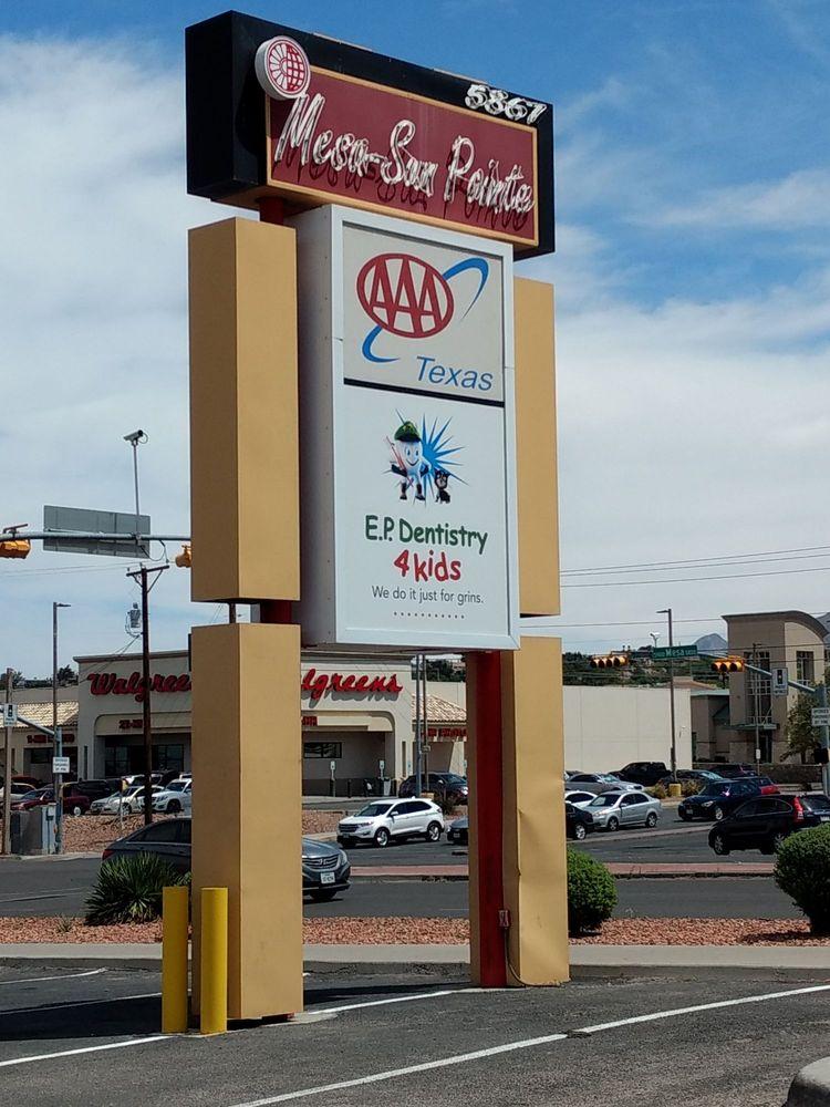 AAA Insurance: 5867 N Mesa St, El Paso, TX