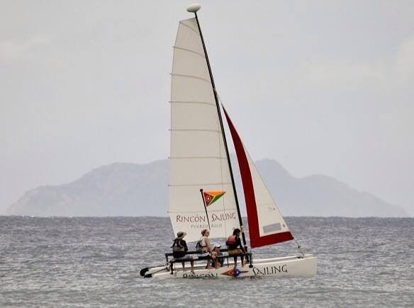 Rincon Sailing: Black Eagle Marina, Carr. 413, Rincón, PR