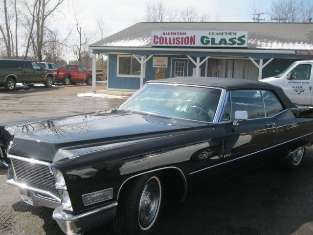 Allenton Collision: 15041 Downey Rd, Mussey, MI