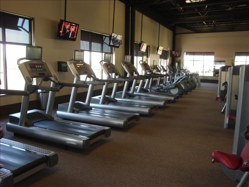 Anytime Fitness: 225 2nd Ave N, Sauk Rapids, MN