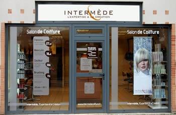 Intermede salon de coiffure 2 rue louis gaudin sainte - Nombre de salons de coiffure en france ...