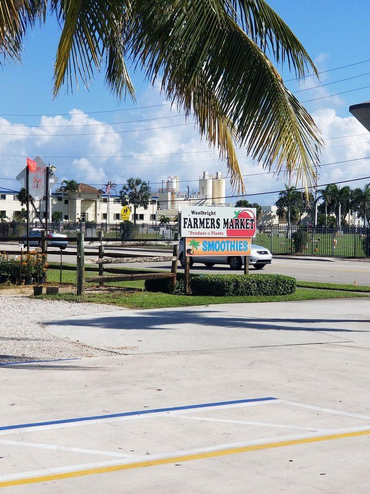 Woolbright Farmers Market: 141 W Woolbright Rd, Boynton Beach, FL